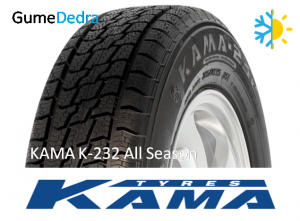 KAMA K-232 All Season sl.lo. GumeDedra