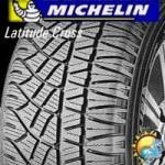 Michelin Latitude Cross alulog