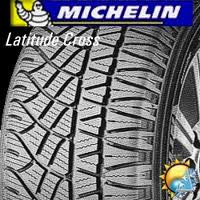 Michelin Latitude Cross alulog