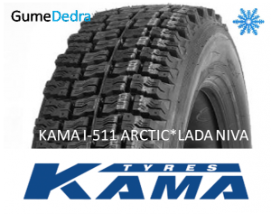 KAMA I-511 Arctic GumeDedra