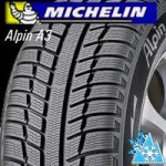 Michelin Alpin A3 salog