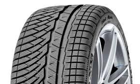 Michelin Pilot Alpin PA4 nafe