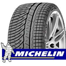 Michelin Pilot Alpin PA4 salog