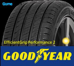 Goodyear EfficientGrip Performance 2 sl.lo. GumeDedra