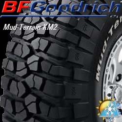 BF Goodrich Mud-Terrain KM2 sl-bo