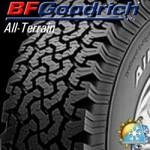 BFGoodrich All Terrain 4x4 sl-bo