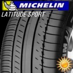 Michelin Latitude Sport sl-bo