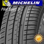 Michelin Pilot Sport 3 sl-bo
