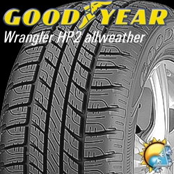 Goodyear Wrangler HP All Weather SUV