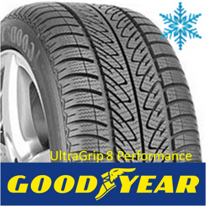 Goodyear UltraGrip 8 Performance sl-lo Dedera