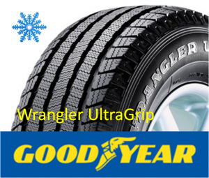 Goodyear Wrangler UltraGrip 4X4 sl.lo. GumeDedra