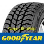 Goodyear Cargo UltraGrip C sl.lo. GumeDedra