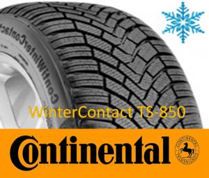 Continental WinterContact TS-850  GumeDedra