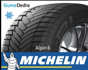 Michelin Alpin 6 sl.lo. GumeDedra
