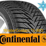 Continental WinterContact TS-800  GumeDedra