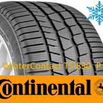 Continental WinterContact TS-830 P  GumeDedra