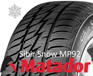 MATADOR SIBIR SNOW MP-92 sl.lo GumeDedra
