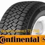 Continental WinterContact TS-760 GumeDedra