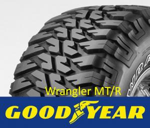 Goodyear Wrangler MT-R GumeDedra