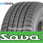 Sava Intensa SUV 4X4 sl.bo.lo.GumeDedra