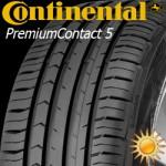 Continental PremiumContact 5 sl.lo. GumeDedra