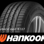 Hankook Ventus S1 evo2 K-117 sl.lo. GumeDedra