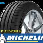 Michelin Pilot Sport 4 sl.lo. GumeDedra