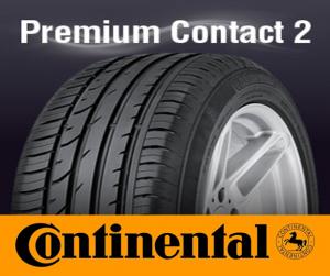 Continental PremiumContact 2 sl.lo. GumeDedra