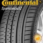 Continental SportContact 2 sl-lo Dedra