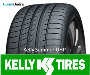 Kelly Tires Summer UHP sl.lo.bo. GumeDedra