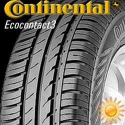 Continental EcoContact 3 sl.lo. GumeDedra