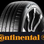 Continental SportContact 6 sl.lo GumeDedra