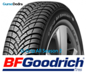 BF Goodrich G-Grip All Season 2 sl.lo.by GumeDedra