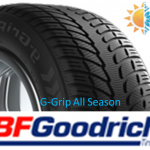 BF Goodrich G-Grip All Season sl.lo. GumeDedra