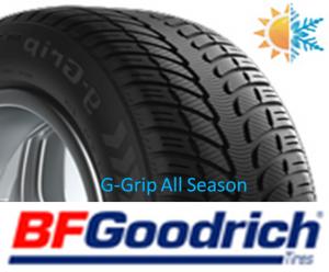 BF Goodrich G-Grip All Season sl.lo. GumeDedra