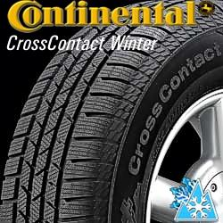 Continental CrossContact Winter SUV