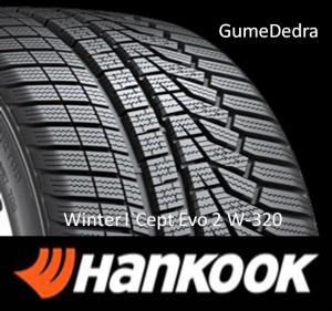 Hankook Winter I`Cept Evo 2 W-320 sl.lo.GumeDedra