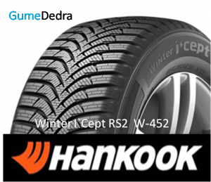 Hankook Winter I`Cept RS2 W-452 sl.lo. GumeDedra