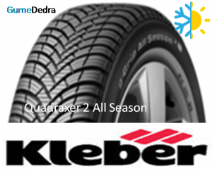 Kleber Quadraxer2 All Season sl.lo. GumeDedra