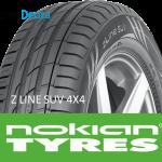 Nokian Z LINE SUV 4X4 na. lo.GumeDedra