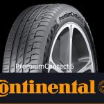 Continental PremiumContact 6 sl.lo. GumeDedra
