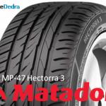 Matador MP-47 Hectorra 3 sl.lo. GumeDedra