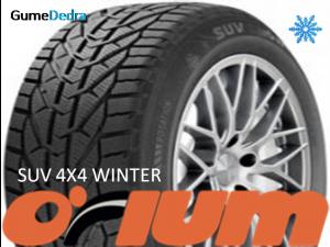 Orium SUV Winter 4X4 sl.lo. GumeDedra