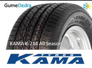 KAMA K-214 All Season 4X4 Dzip sl.lo. GumeDedra