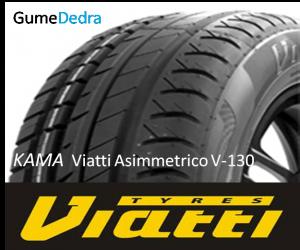 KAMA Viatti Asimmetrico V-130 sl.lo..GumeDedra