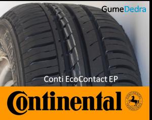 Continental EcoContact EP sl.lo GumeDedra
