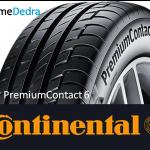 Continental PremiumContact 6 sl.bo.lo. GumeDedra