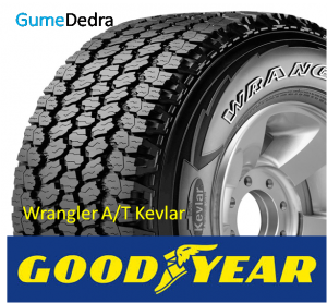 Goodyear Wrangler AT Kevlar Adventure sl.lo.GumeDedra