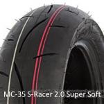 Sava MC-35 S-Racer 2 Super Soft sl. GumeDedra