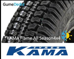 Kama Flame 4X4 All Season sl.lo. GumeDedra